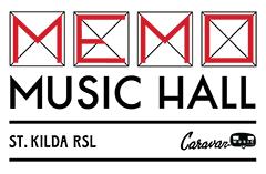Memo Music Hall - St. Kilda RSL