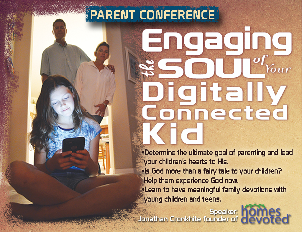 A Conference to Inspire Parents