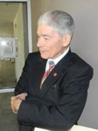 """Fotografía tomada el 8 de abril de 2013, en la presentación """"50 años de Historia a través de los Ojos del Dr. Efraín González Tejera"""" para la Semana de la Biblioteca de Derecho 2013."""