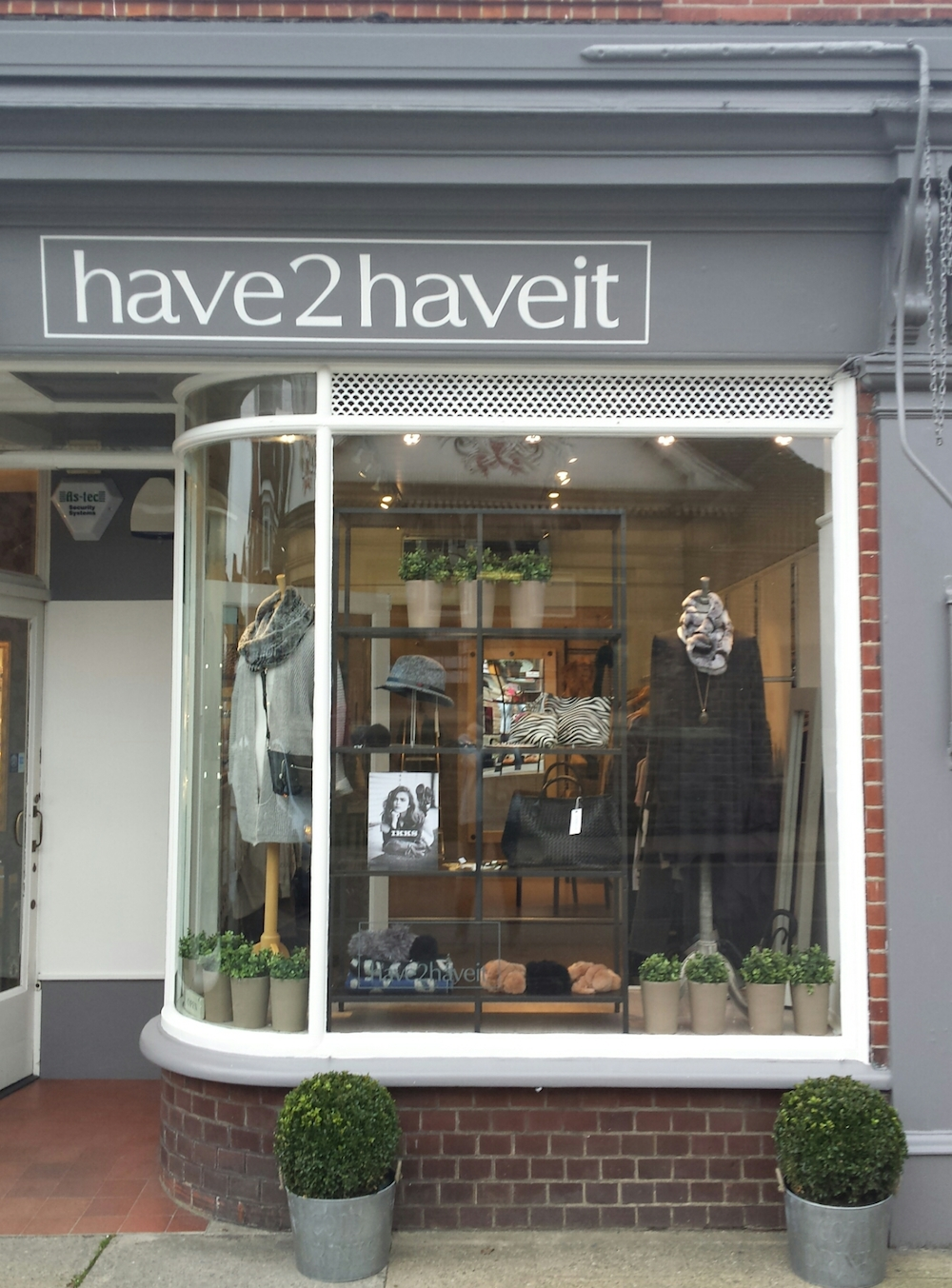 have2haveit Clothing Shop, Haslemere