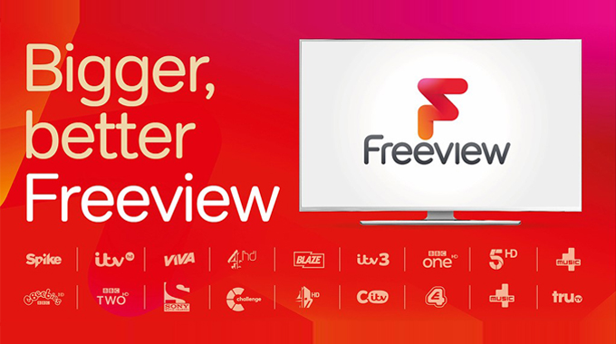 Bigger, Better, Freeview