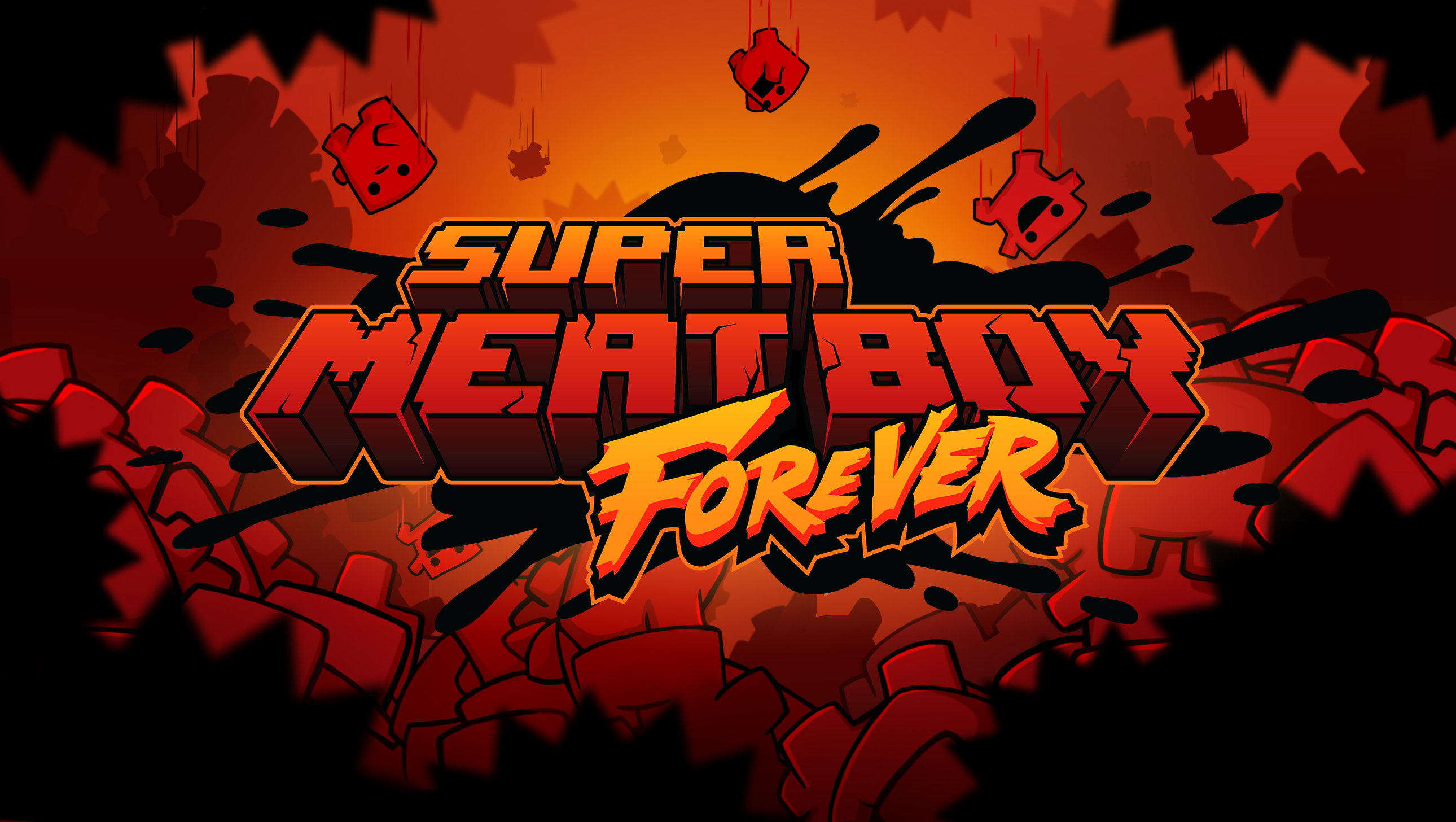 New Super Meat Boy Forever gameplay revealed in 10th anniversary livestream