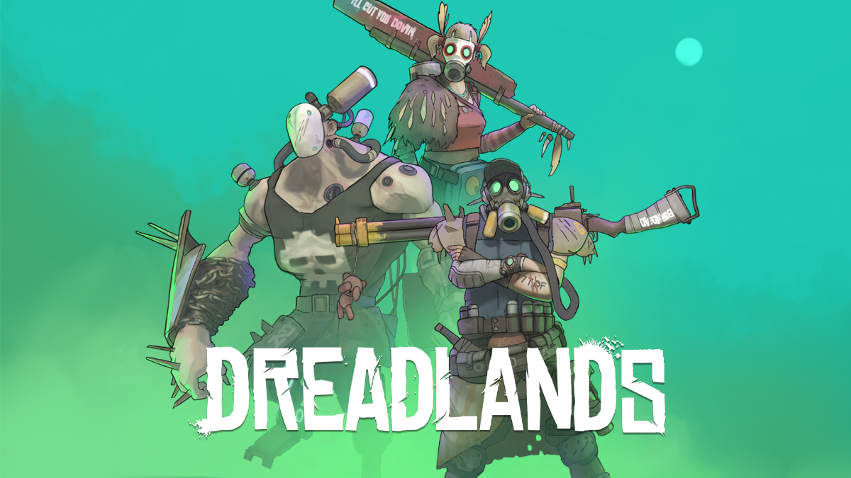 NAME THE DREADLANDS MONSTER