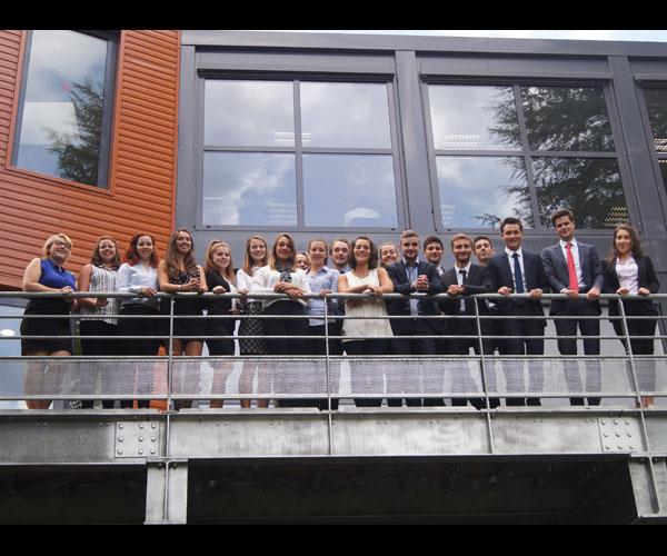 Stages à l'international des étudiants en MBA