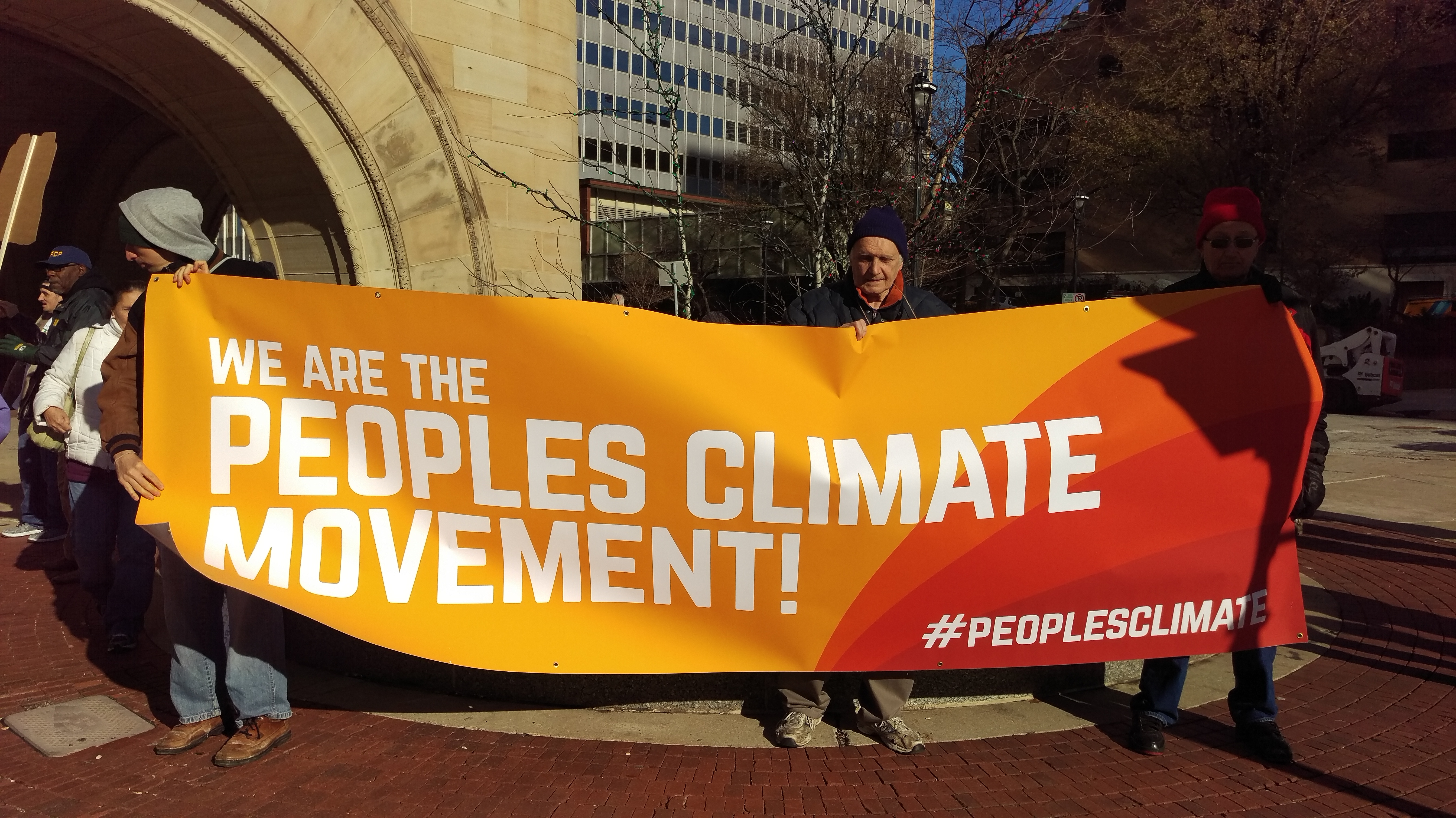 Milwaukee Climate March