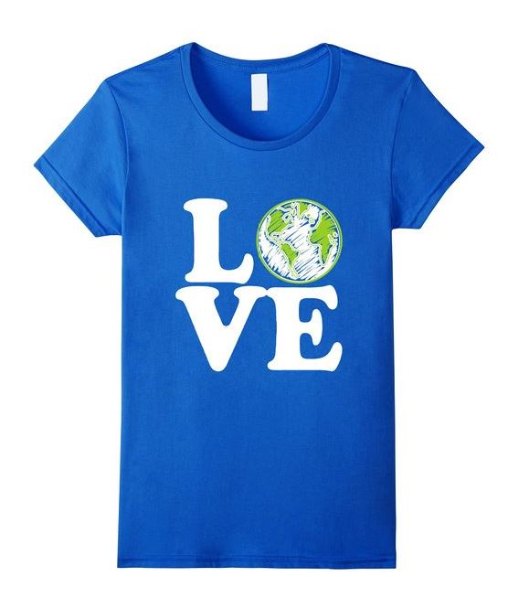 love earth shirt save the Earth women men youth kids