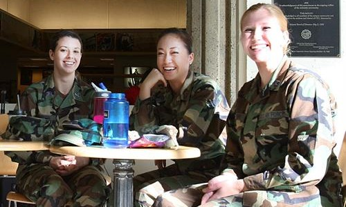 From Combat to College - How Campuses Help Smooth the Transition