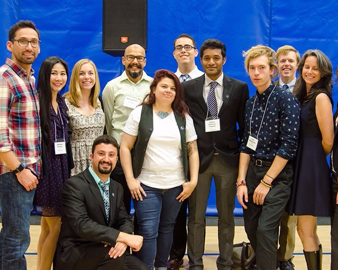 Student Researchers Bring Big Ideas