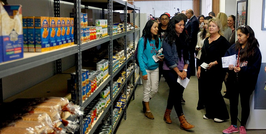 Chancellor Extends Study on Student Hunger, Homelessness