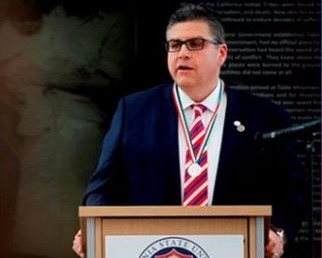 Fresno State President Honored with Ohtli Award