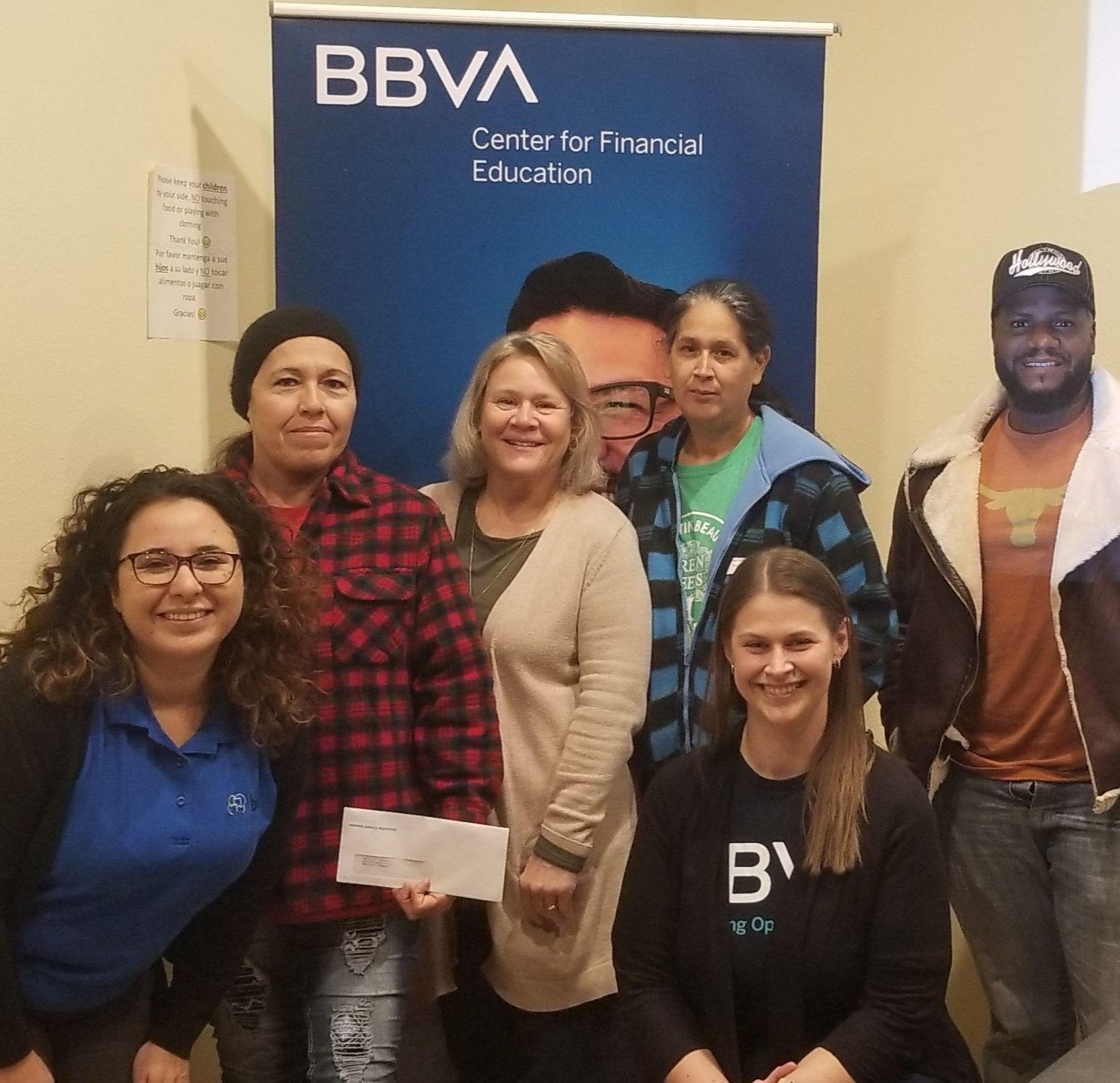BBVA class November