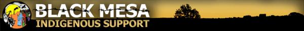 Black Mesa Indigenous Support logo