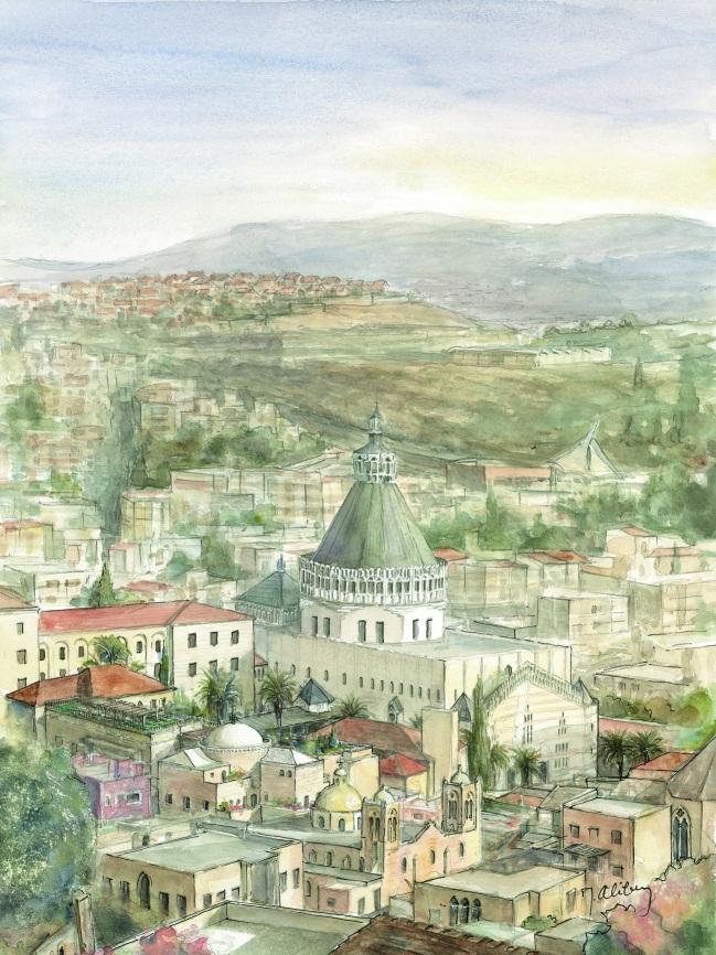 Lumières sur Nazareth