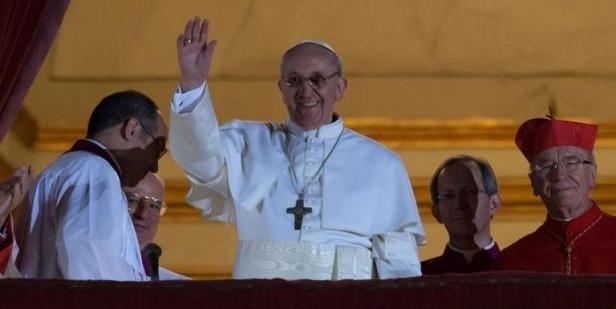 Retour Évangile de la joie/pape François/ Article_photo_1363239959269_1_HD