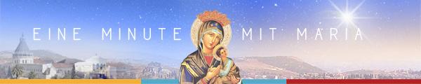 Une Minute avec Marie