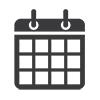 clip art of a month calendar