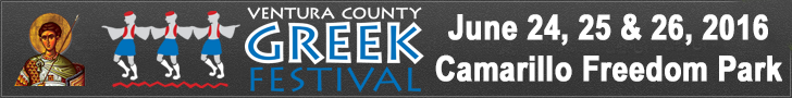 Ventura County Greek Festival 2016