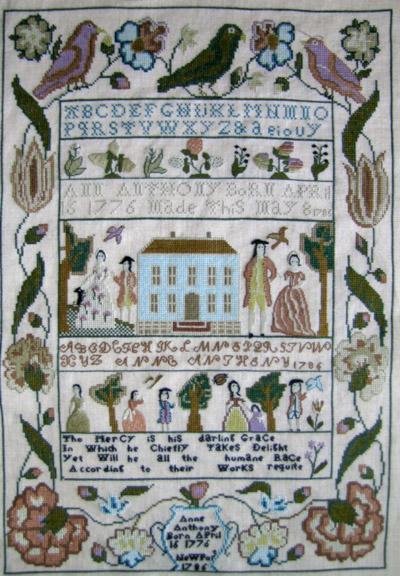 Anne Anthony 1786