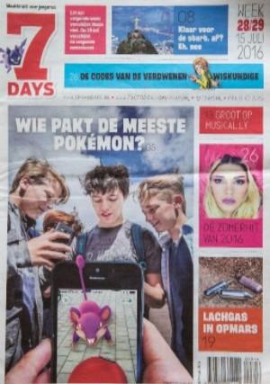 7 Days Jongeren Magazine