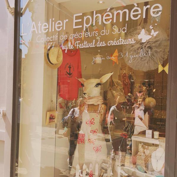 L'Atelier Ephémère Aix en Provence