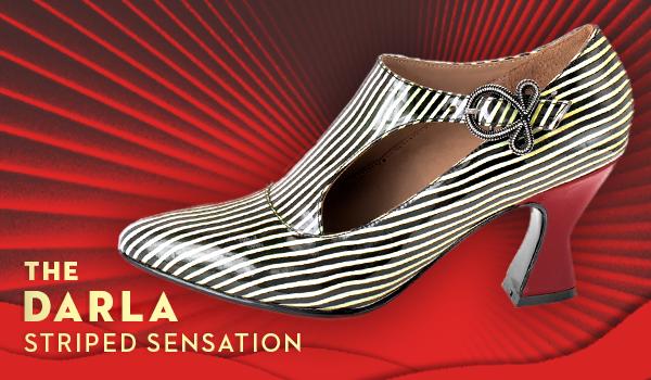 Striped sensation | The Darla