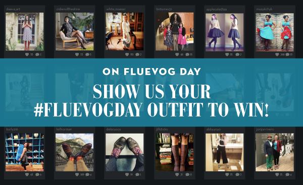 #FluevogDay Contest
