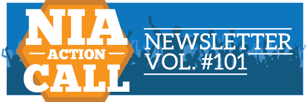 The NIA Newsletter Vol. #101