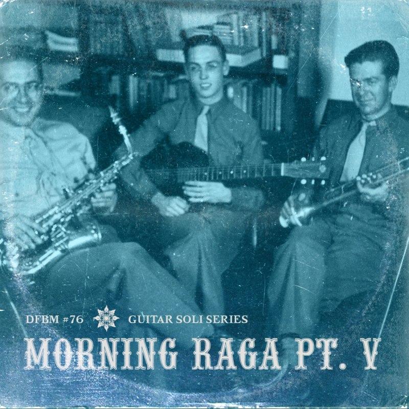 Morning Raga Cover Artwork