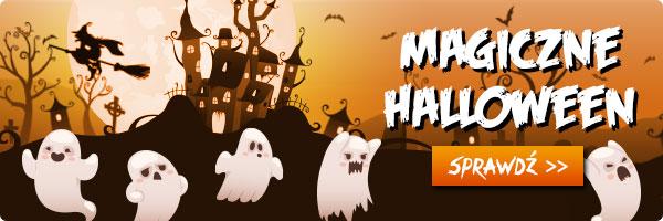 Zobacz gadżety idealne na halloweenową zabawę