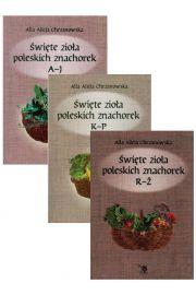 Święte zioła poleskich znachorek