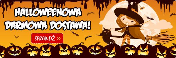 Sprawdź szczegóły Halloweenowej Darmowej Dostawy