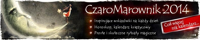 CzaroMarownik 2014 - coś więcej niż kalendarz... >>