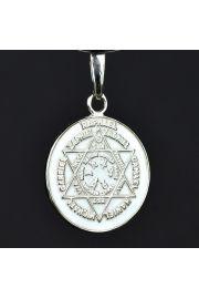 Talizman Aniołów, srebro