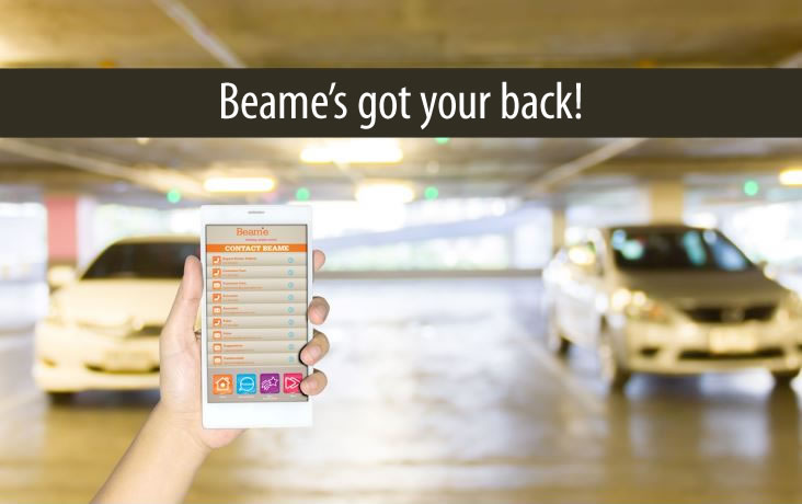 Beame's got your back!