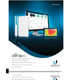 UniFi AC Mesh Datasheet