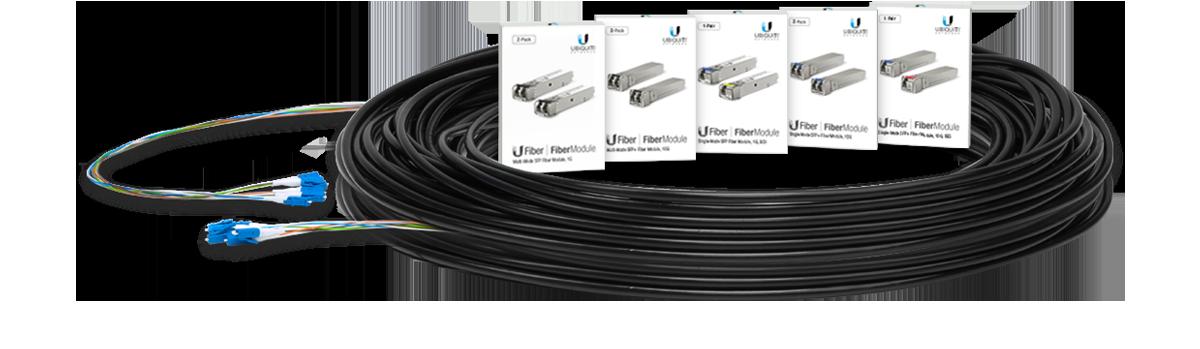 FiberCable and U Fiber Modules