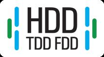HDD, TDD, FDD