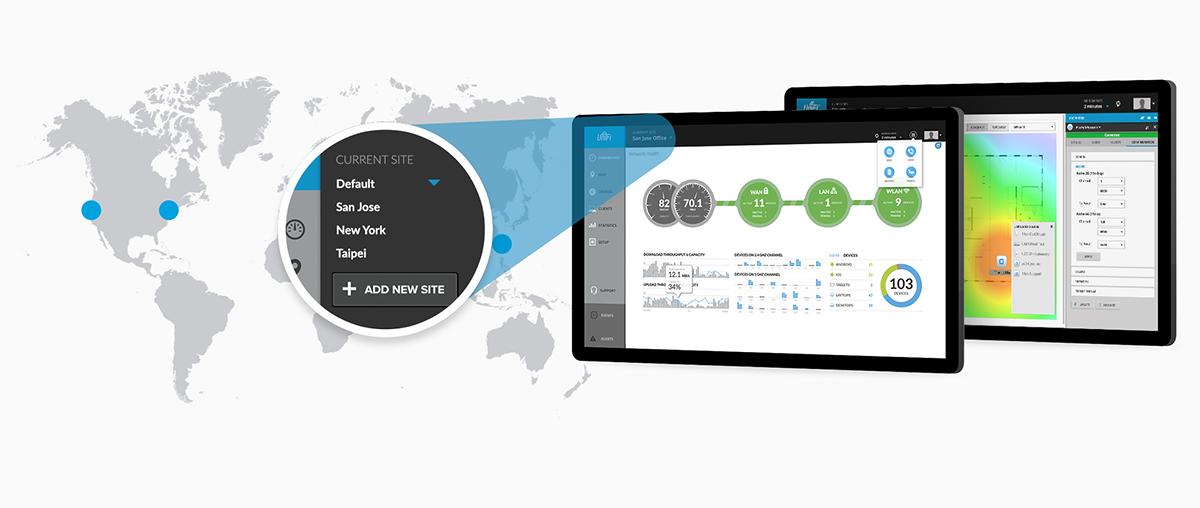 Scalable Enterprise WiFi Management