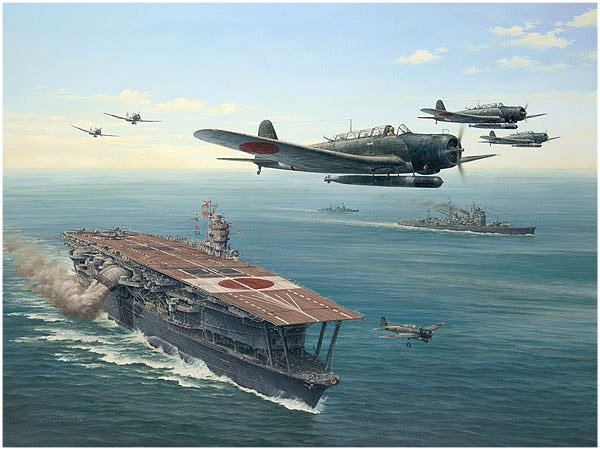 How Japan Came to Dominate Naval Aviation