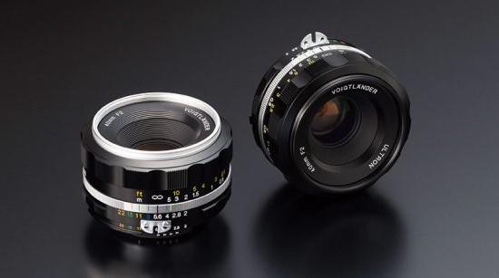 Voigtlander Ultron 40mm f2 Nikon