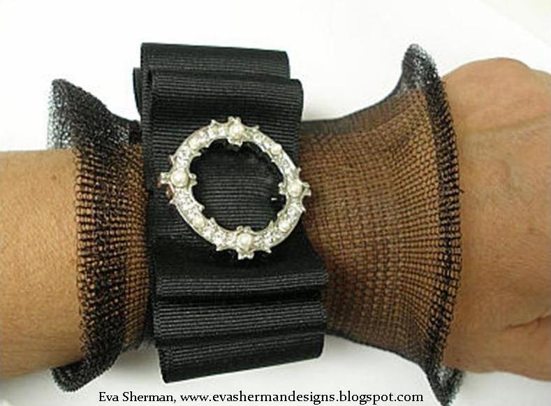 Eva Sherman's Queen Victoria Cuff