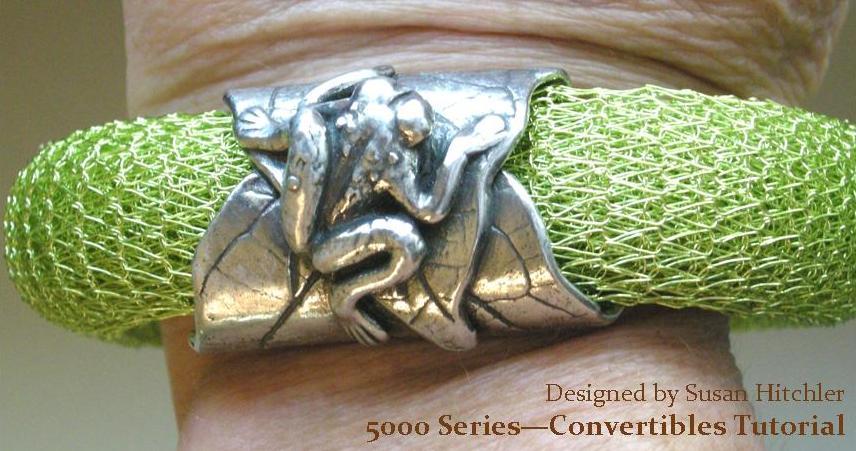 Susan Hitchler's Convertibles Bracelet