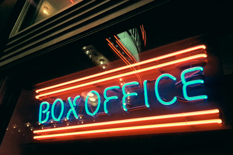GRFF BOX OFFICE - Tickets on sale!