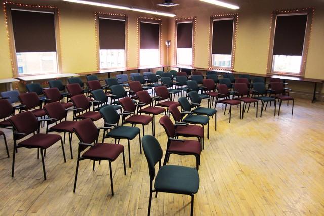 245 McDermot: Large Classroom