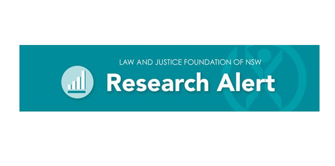 Research Alert: Triage principles in legal assistance