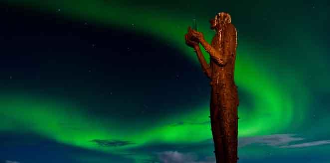 Escapada a Lofoten y auroras boreales