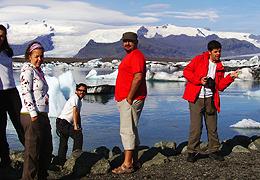 Aventura hotel. Viajeros del fuego y del hielo en Islandia