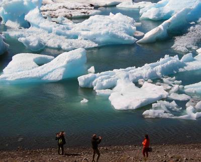 Taller de fotografía timelapse en Islandia