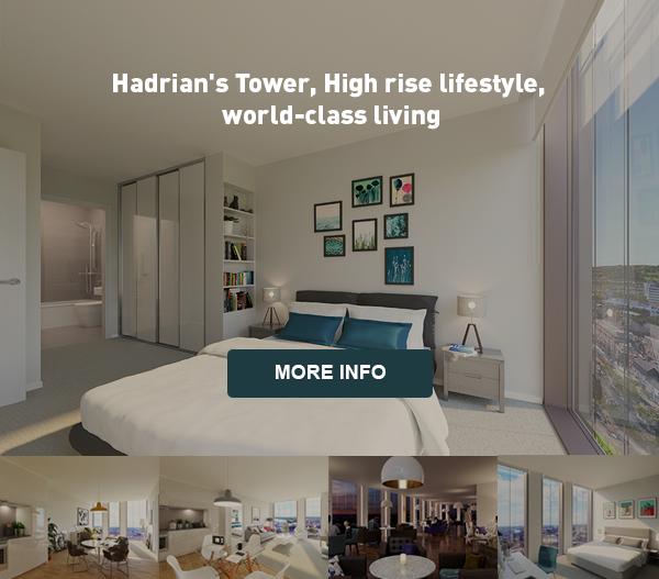 High Rise Lifestyle, World Class Living