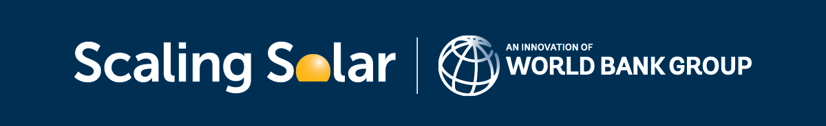 ScalingSolar: An innovation of the World Bank Group